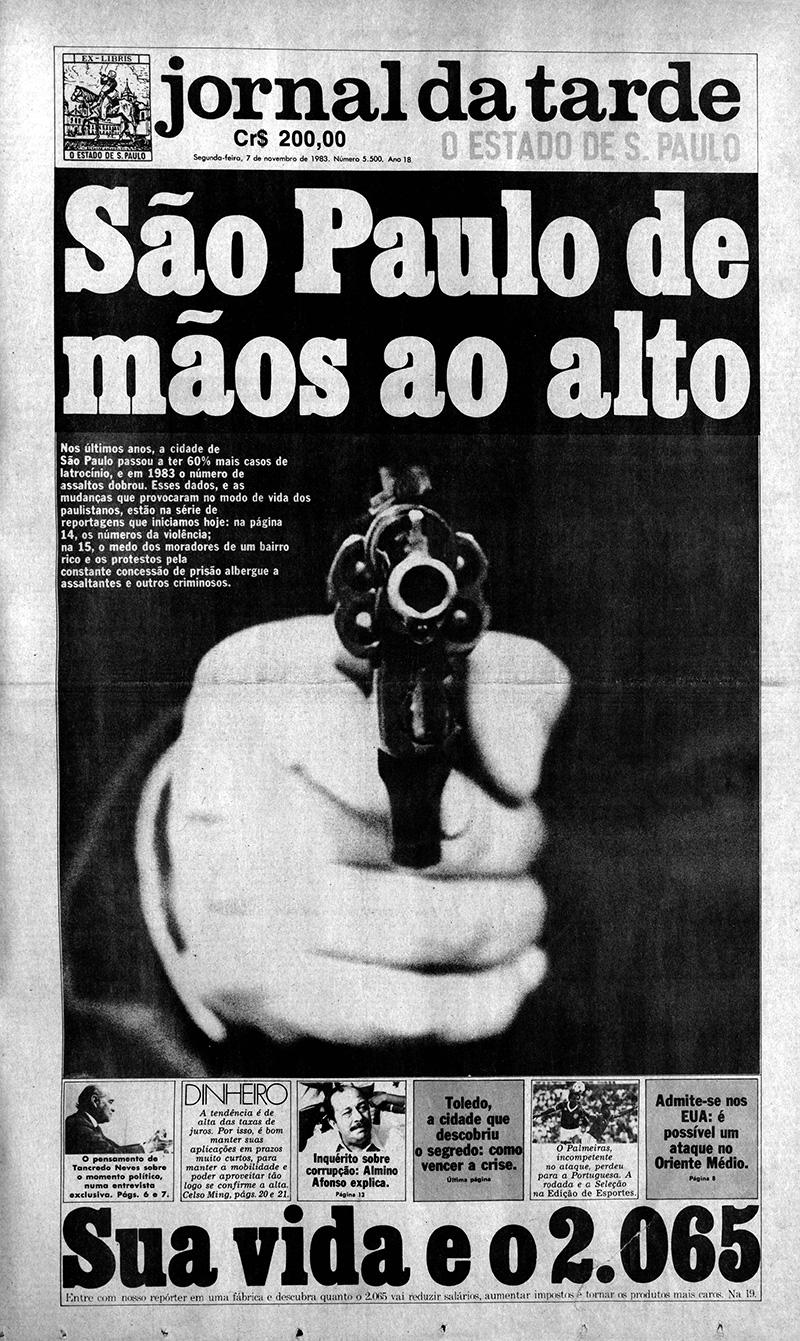 Resultado de imagem para Jornal da Tarde