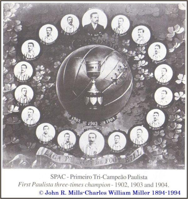 Tri-campeonato do SPAC