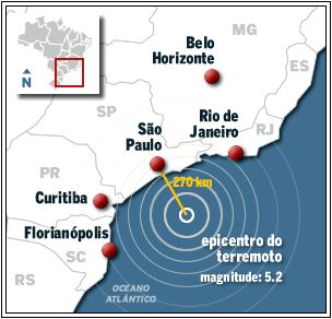 terremoto em sp