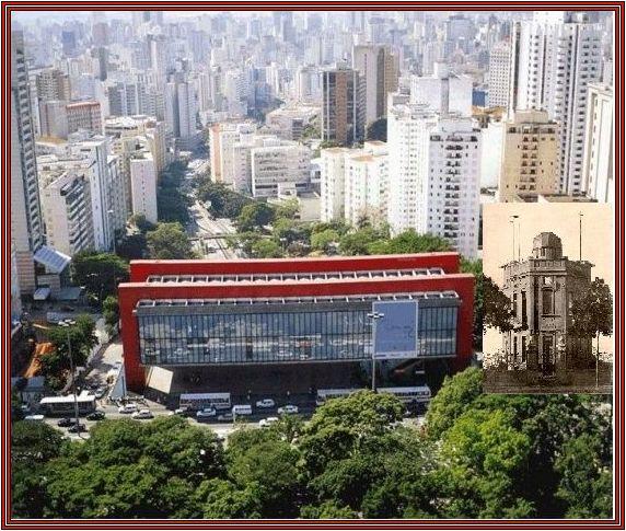 Se ainda existisse o Observatório de São Paulo, conhecido como Observatório da Avenida, estaria exatamente ao lado do MASP.