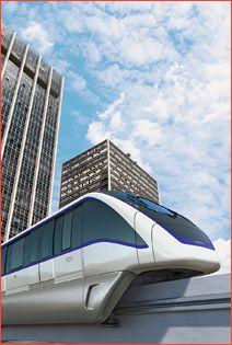 Sao Paulo INNOVIA Monorail 300 (artisit rendering)