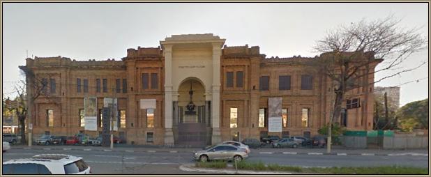 Como é a edificação que restou nos dias atuais (2014)
