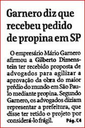Folha – 26/10/2000