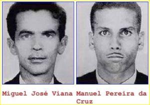 As vítimas de um dos mais misteriosos casos da polícia brasileira.