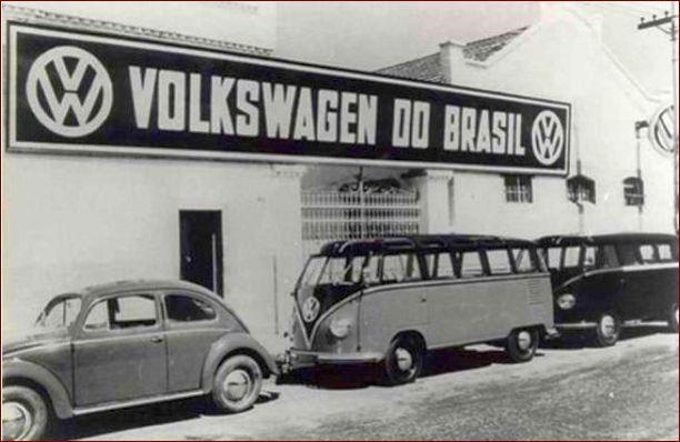 Onde tudo começou no Brasil