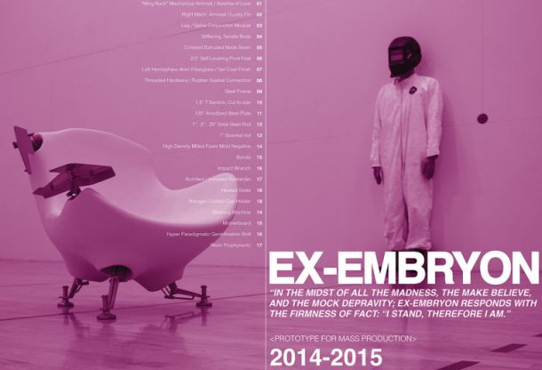 ExEmbryonChair