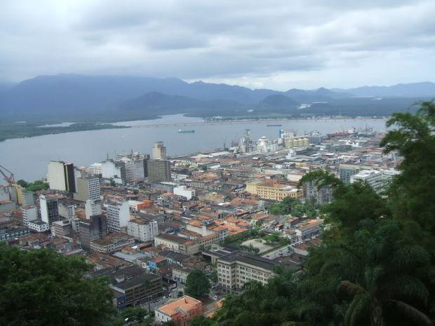 Santos-vista do monte serrat